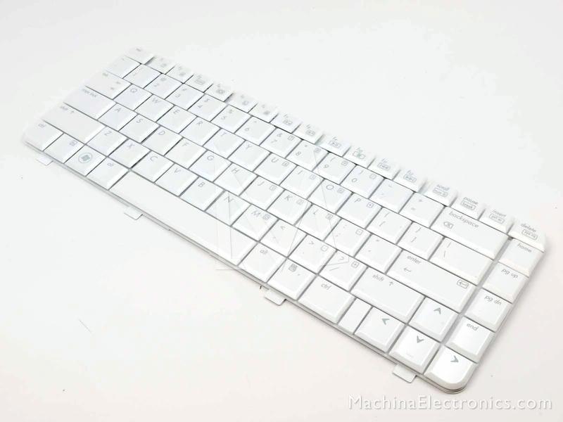 800x600 Hp Pavilion Dv4 White Keyboard