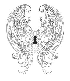236x275 Looking Thru The Keyhole Art Trysts Studio Art Lesson Ideas