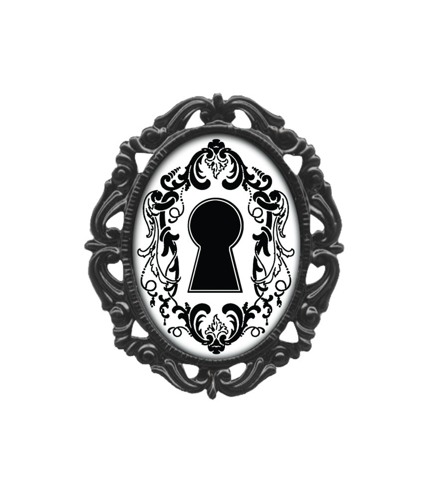880x990 Retro Vintage Jewelry And Accessories Keyhole Classic Silhouette