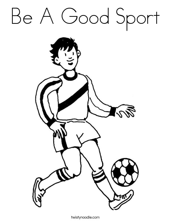 685x886 Kickball Coloring Page