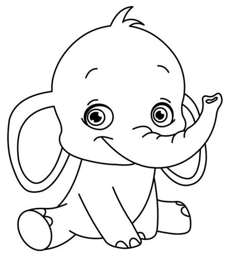728x818 Easy Kid Drawing Coloring Pages Kids