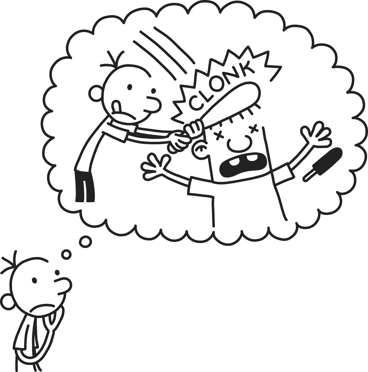 1219x1233 How Well Do You Know The Wimpy Kid Books Wimpy Kid Quiz