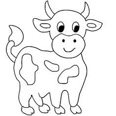 236x236 Cow Coloring Pages For Kids Could Be More Wonderful After Kids