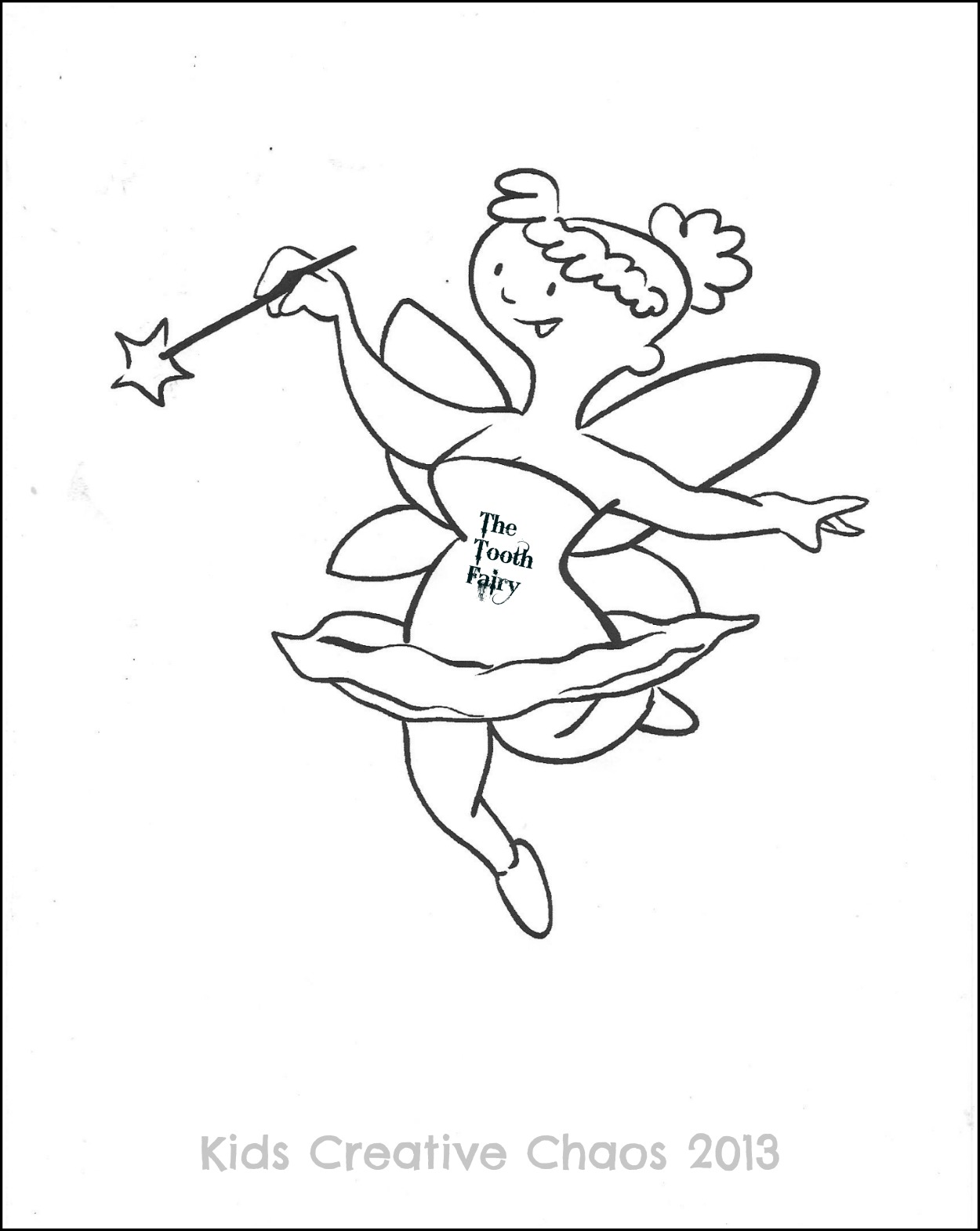 1250x1570 The Toothfairy Failed The First Time (Includes Cute Free