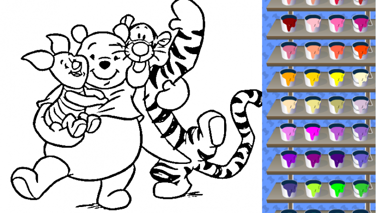 750x425 Free Coloring Game Games Kids Online