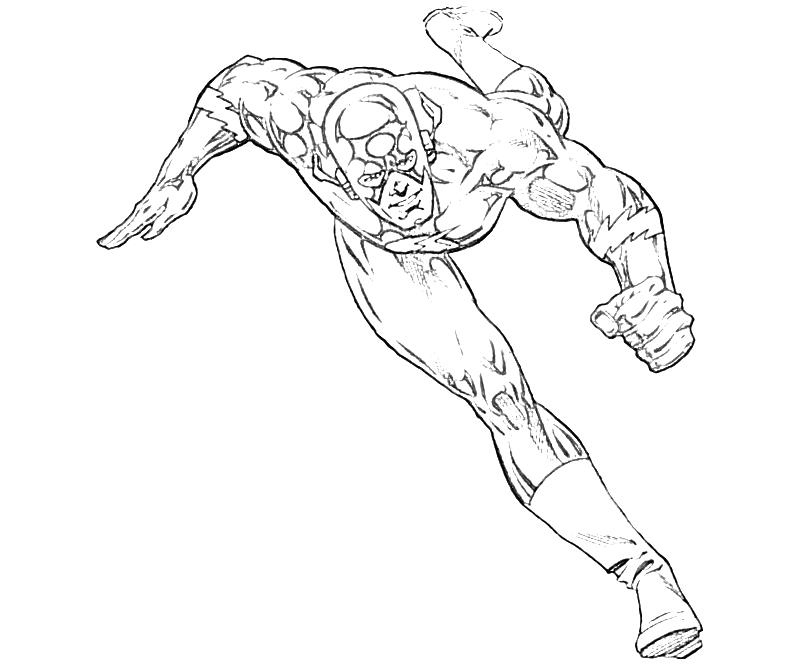 coloring pages superheroes womens costumes - photo#27