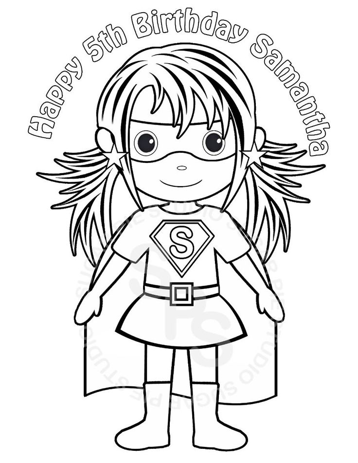 736x952 Printable Super Hero Coloring Pages For Kids Color Bros