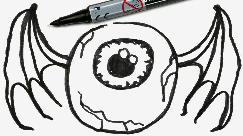 1024x576 Easy Halloween Drawing Ideas Tags Easy Halloween Drawing Autumn