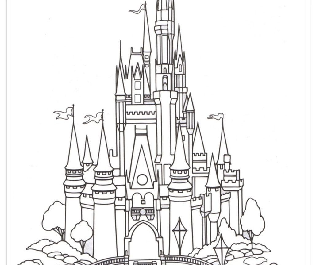 1030x864 Edinburgh Castle Coloring Page Free Printable Wonderful Castles
