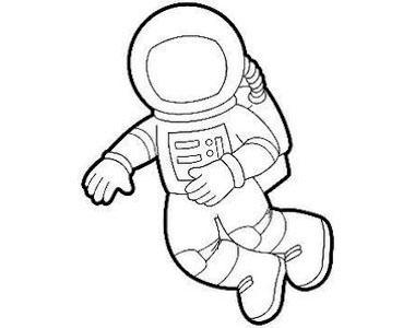 380x300 Astronaut Drawing Activity San Diego Children's Discovery Museum