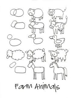 236x324 Gallery How To Draw Animals For Kids,