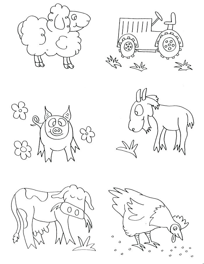 700x906 Printable Farm Coloring Pages Farm Coloring Pages Free Printable