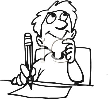 350x322 Drawing Clipart Black And White