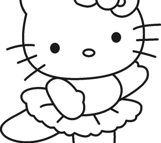678x600 Drawings For Kids To Color Coloring Page