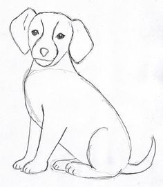 236x271 Gallery Dog Drawing Easy,