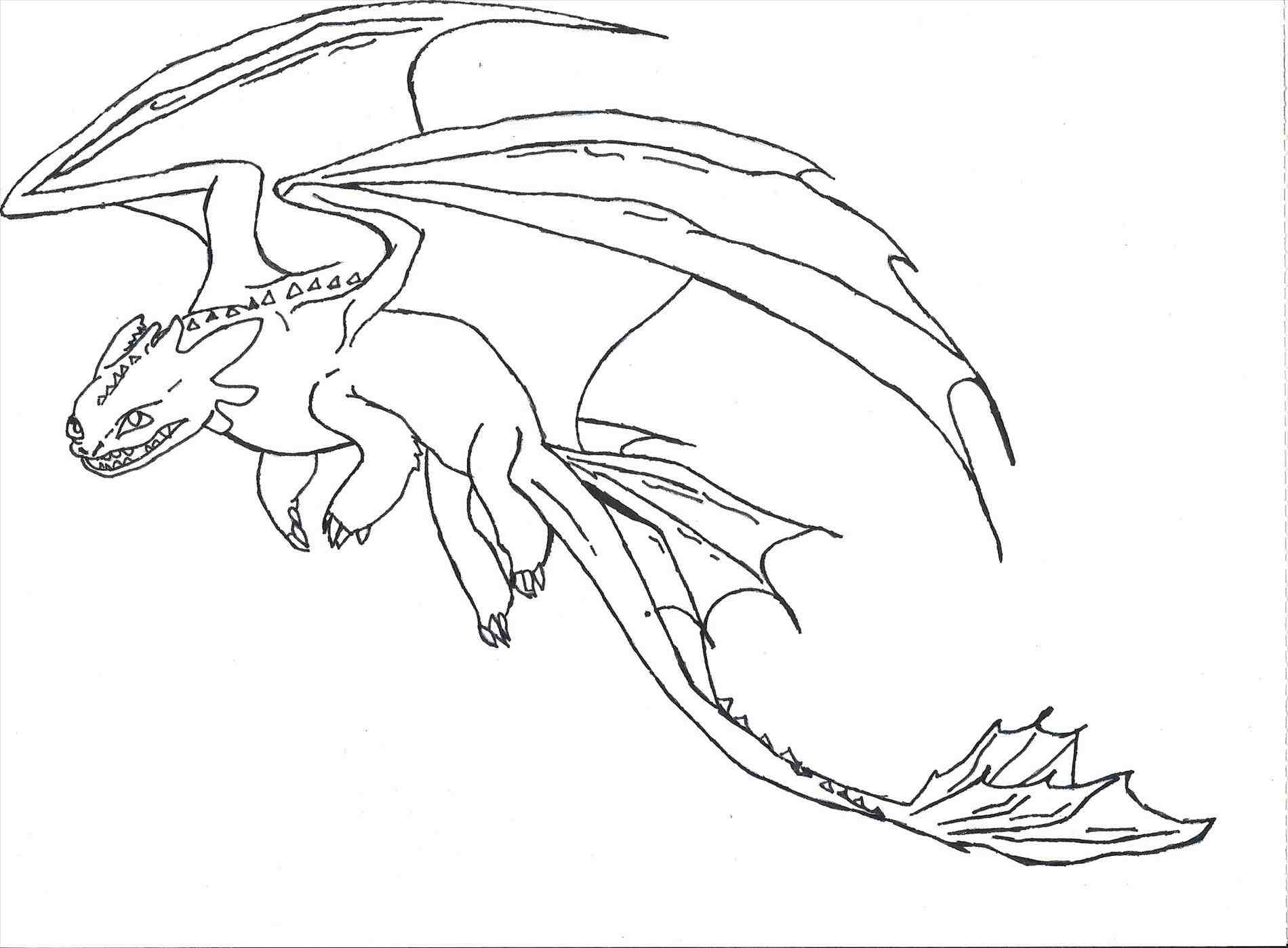 1900x1399 How To Draw A Dragon Youtube. Download Image Drawing Google Search
