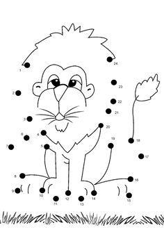 236x334 Connect The Dots For Kids For Easy Drawing Time Dear Joya