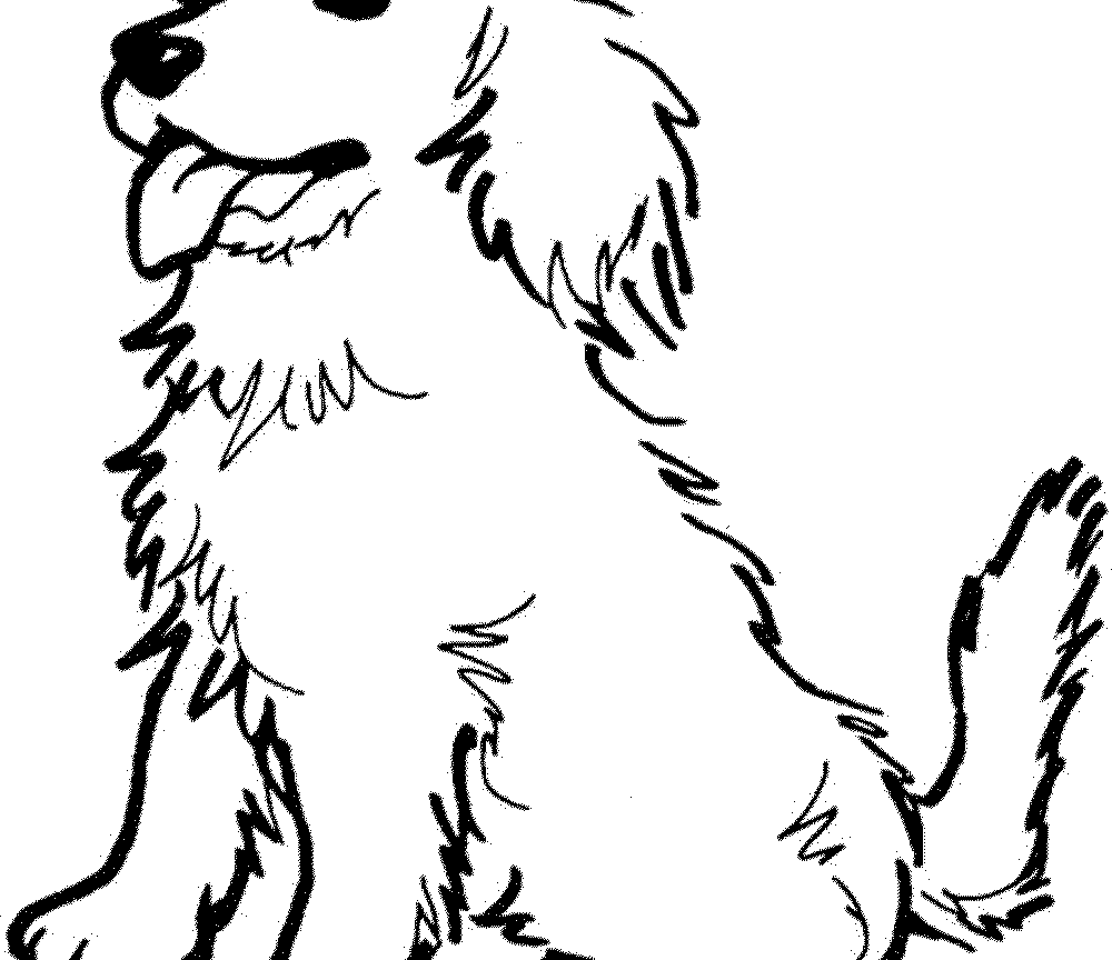 1000x864 Unique Puppy Dog Coloring Pages Printable Dogs Free Animals