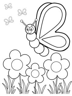 236x315 Spring Time Coloring Pages Download Free Spring Time Coloring