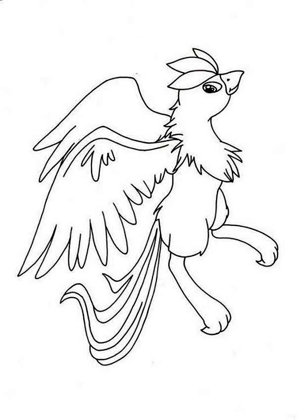 600x848 Kids Drawing Of Pokemon Articuno Coloring Page Sun