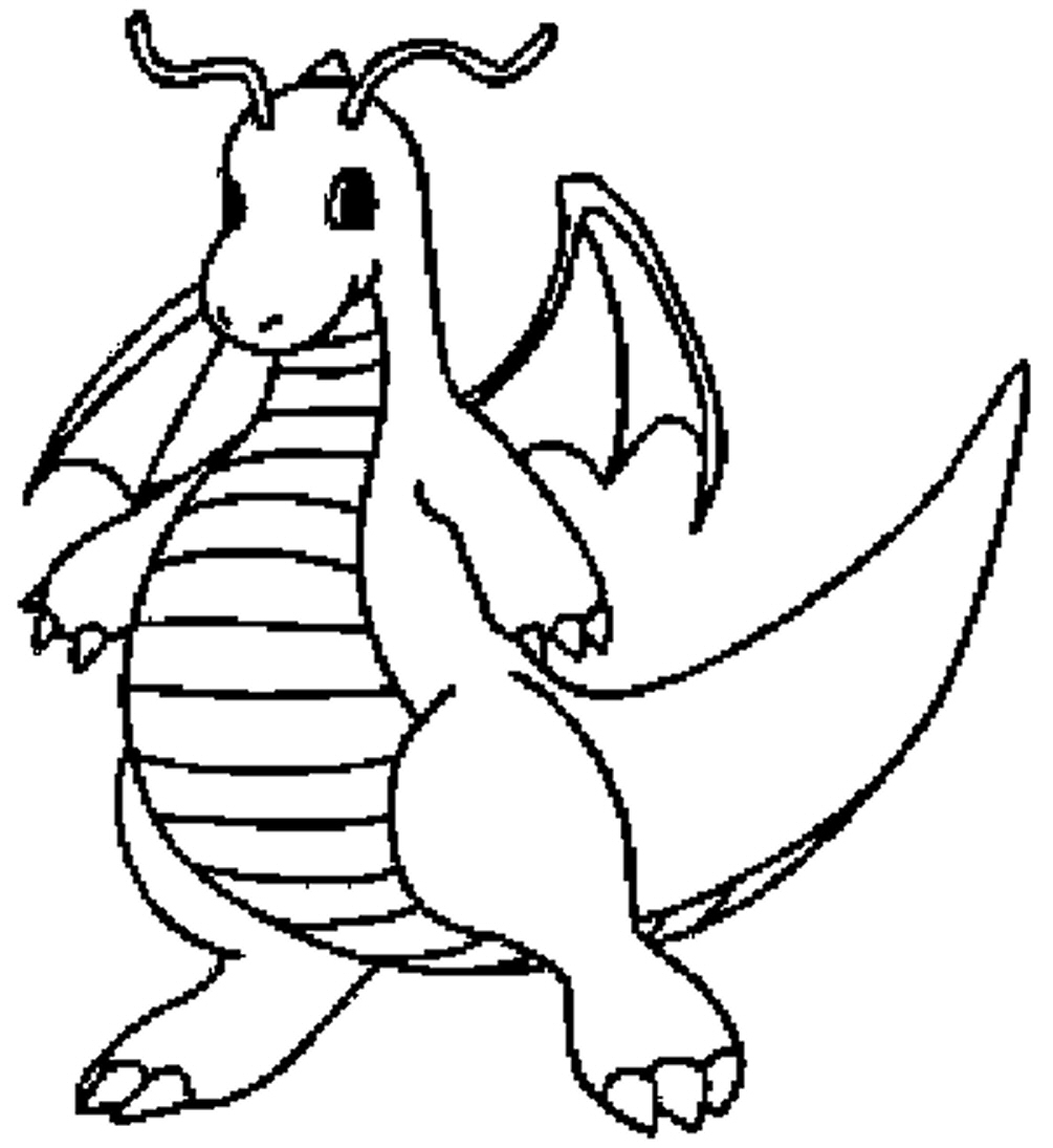 1005x1095 Pokemon Coloring Pages For Kids Printable
