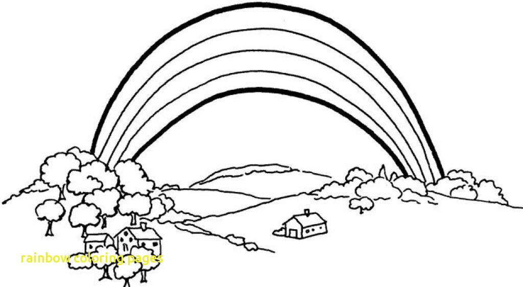 1024x562 Rainbow Coloring Pages With Free Printable Rainbow Coloring Pages