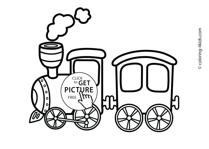 728x519 Thomas The Train Printable Coloring Pages Train Transportation