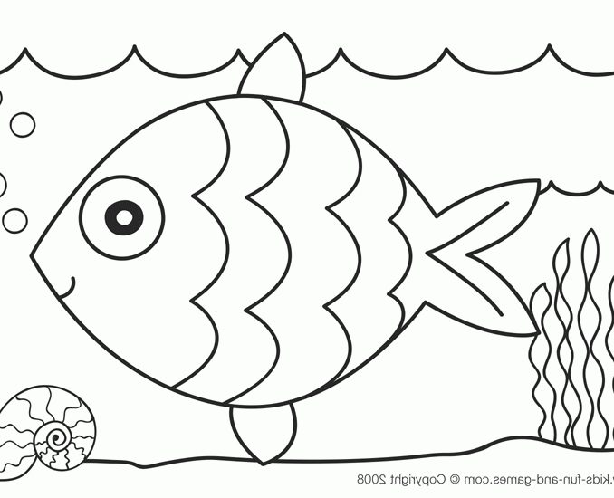 678x550 free colouring pages for preschoolers coloring page