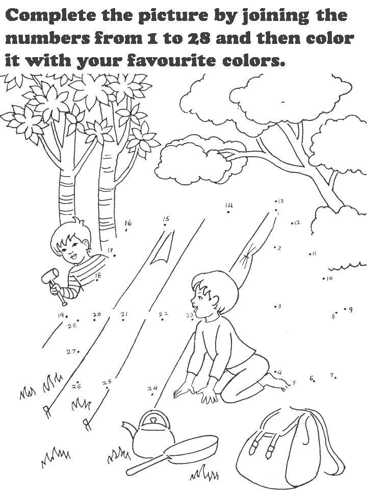 Kids Drawing Worksheets at GetDrawings.com | Free for personal use ...
