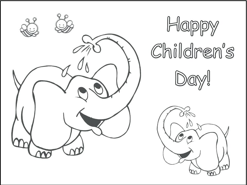 960x720 Kids Fun Coloring Pages As How To Draw Cute Animals For Kids Fun