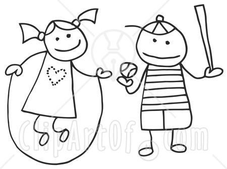 450x335 Children Holding Hands Clip Art In Black And White 101 Clip Art