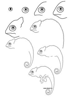 236x314 Art For Children. Learn To Draw A Snail