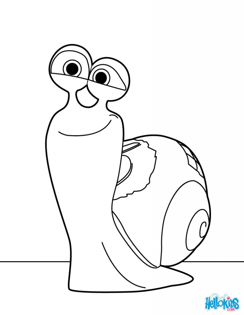 792x1024 Snail Coloring Pages, Drawing For Kids, Reading Amp Learning, Kids