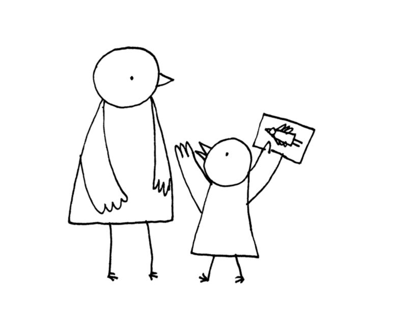 800x645 Lose The Fear Of Drawing Saskia Wariner Medium