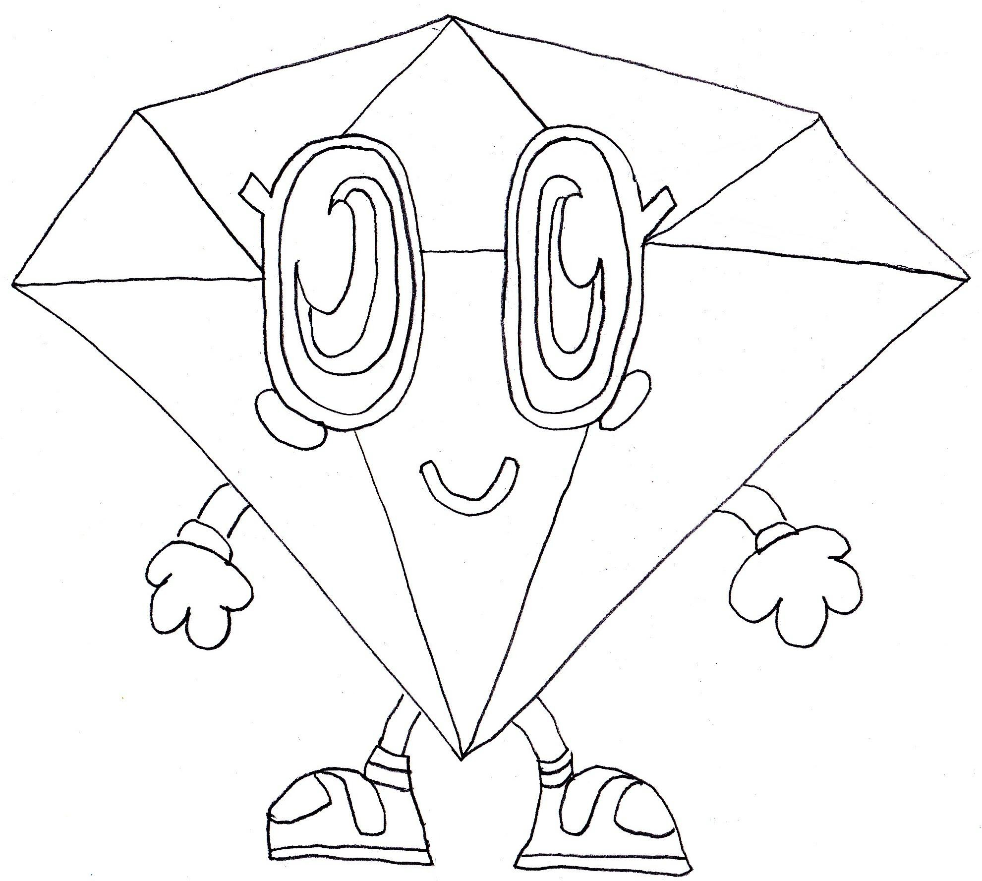 1981x1777 Coloring Pages Draw Monsters Free Draw To Color