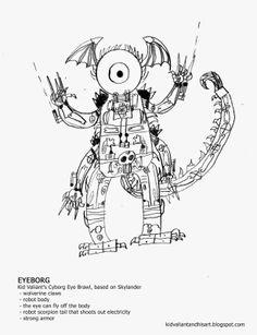 236x307 Kid Valiant And His Art Boy, Children's Art, Kid Art, Drawing