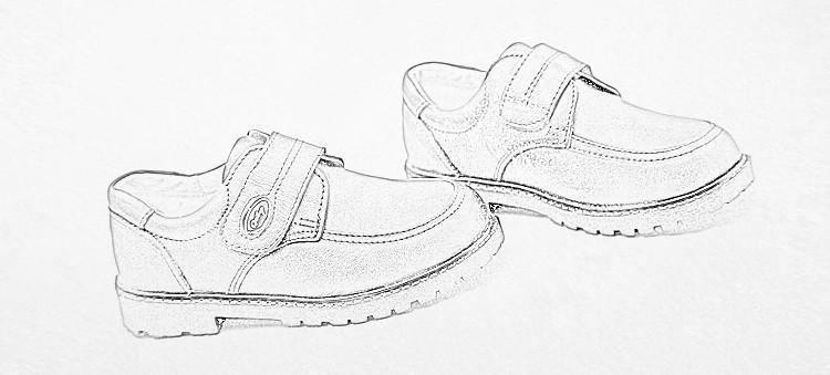 750x339 New Design Kids Genuine Leather Wedding Dress Shoes For Boys Brand