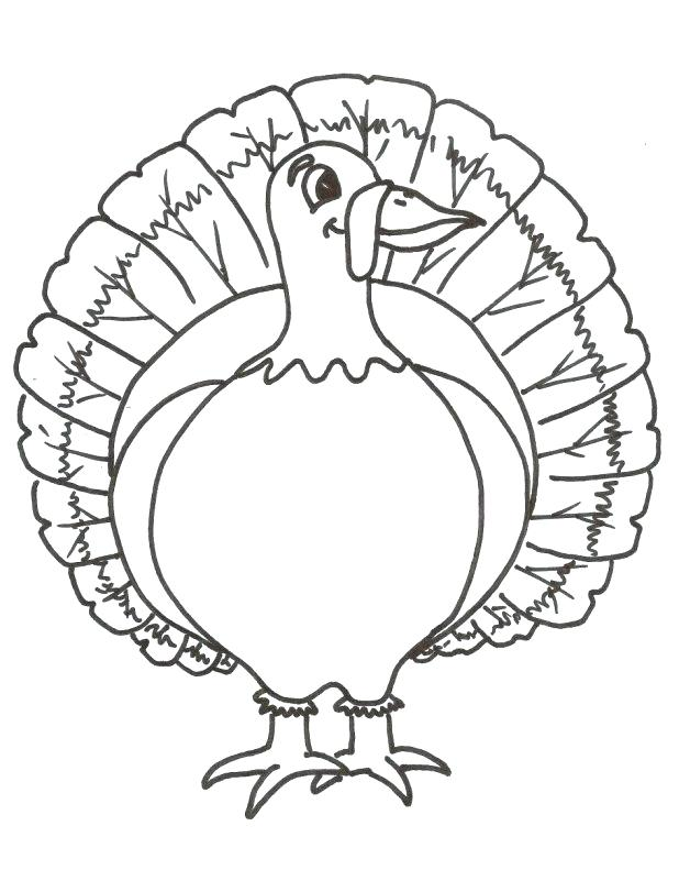 618x791 coloring page of turkey free coloring pages turkey printable for - Free Coloring Pages Turkey
