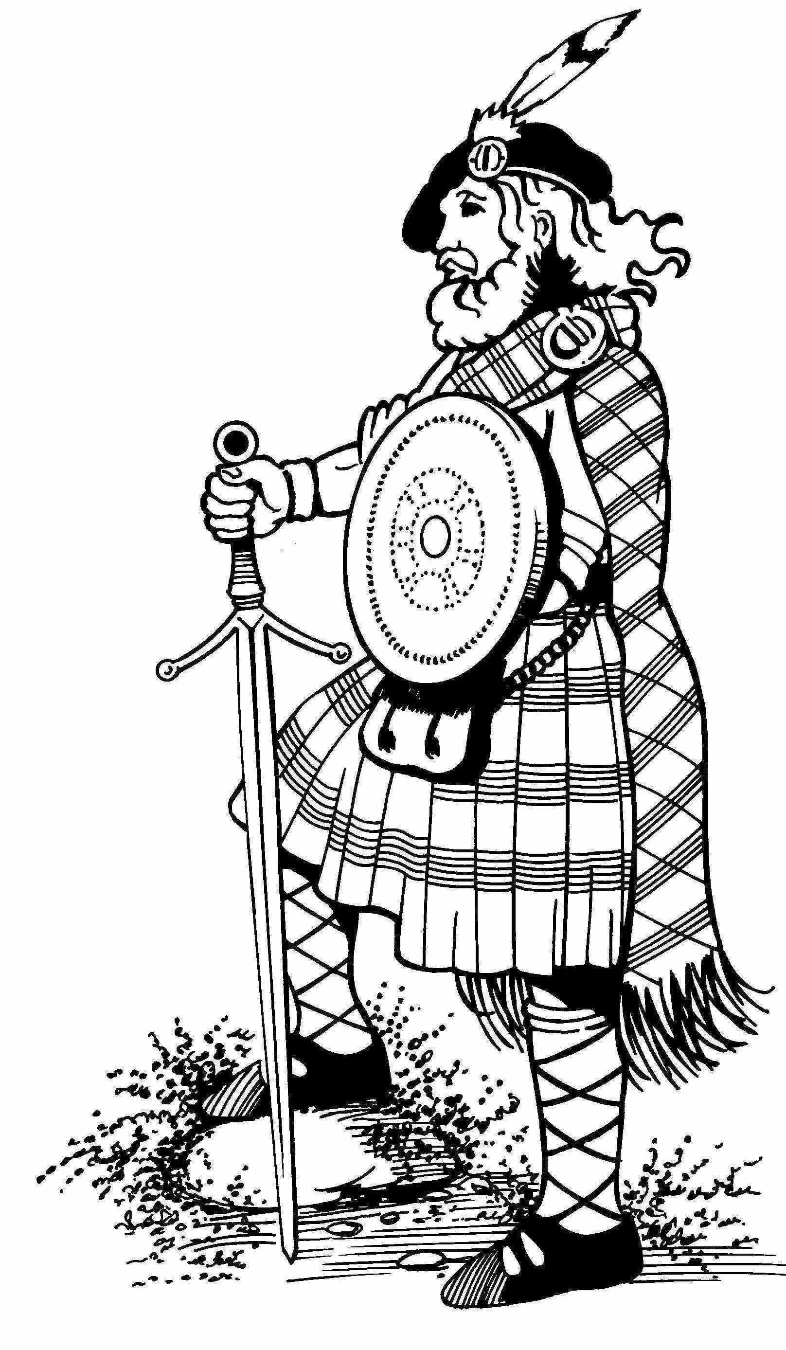 1616x2775 Angus The Highlander Logo! Highlander Tartan Wear Www.highlander