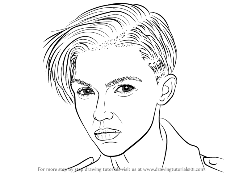 800x566 Learn How To Draw Ruby Rose (Female Models) Step By Step Drawing