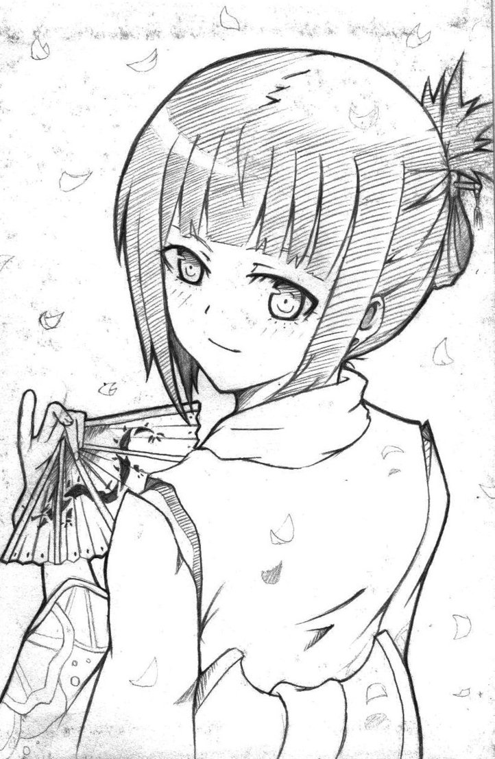 722x1107 Kimono Girl By Azurebladexiii