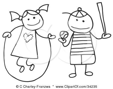 Kinder Drawing