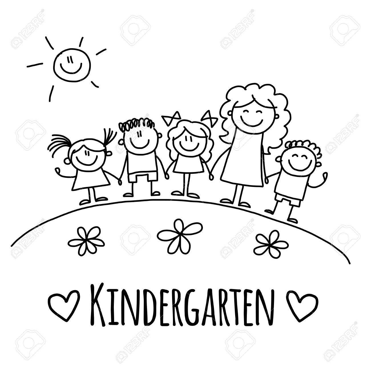1300x1300 Kindergarten Teacher Stock Photos. Royalty Free Business Images