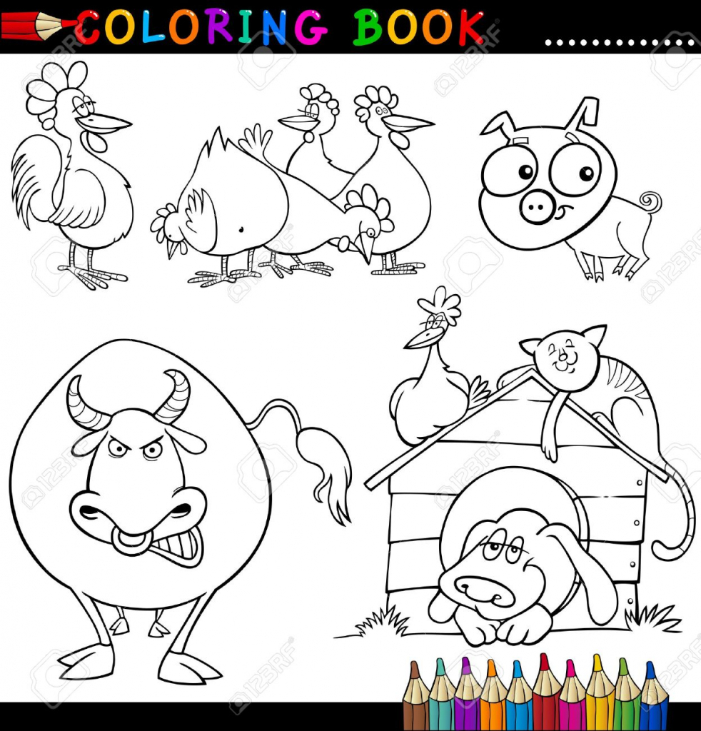 982x1024 Drawing Animals For Kindergarten