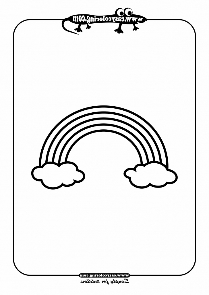 728x1024 Easy Step By Step Drawing For Kindergarten 10745