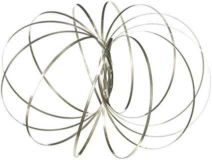 425x320 Flow Ring Kinetic Spring Toy 3d Sculpture Ring Home