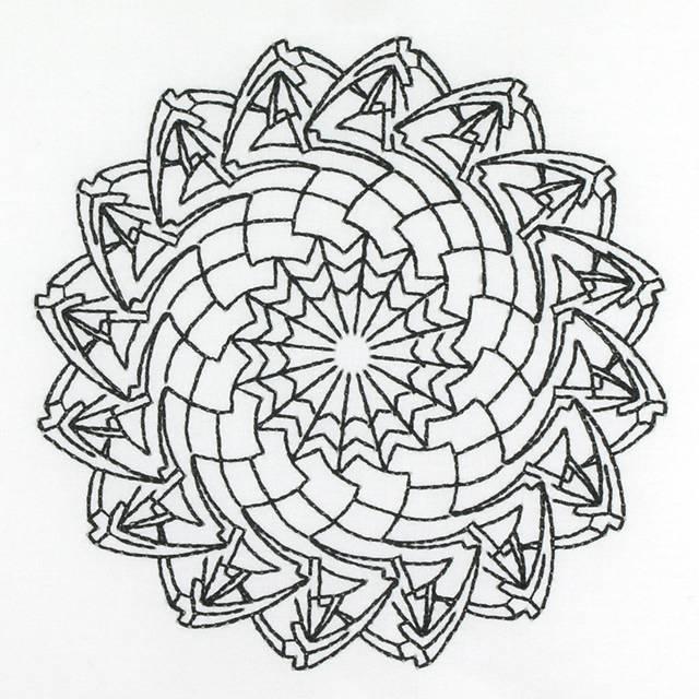 640x640 Kinetic Circles Ii