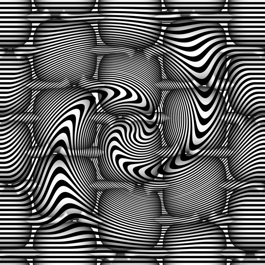 894x894 Kinetic Art Numero 002a By Baartman