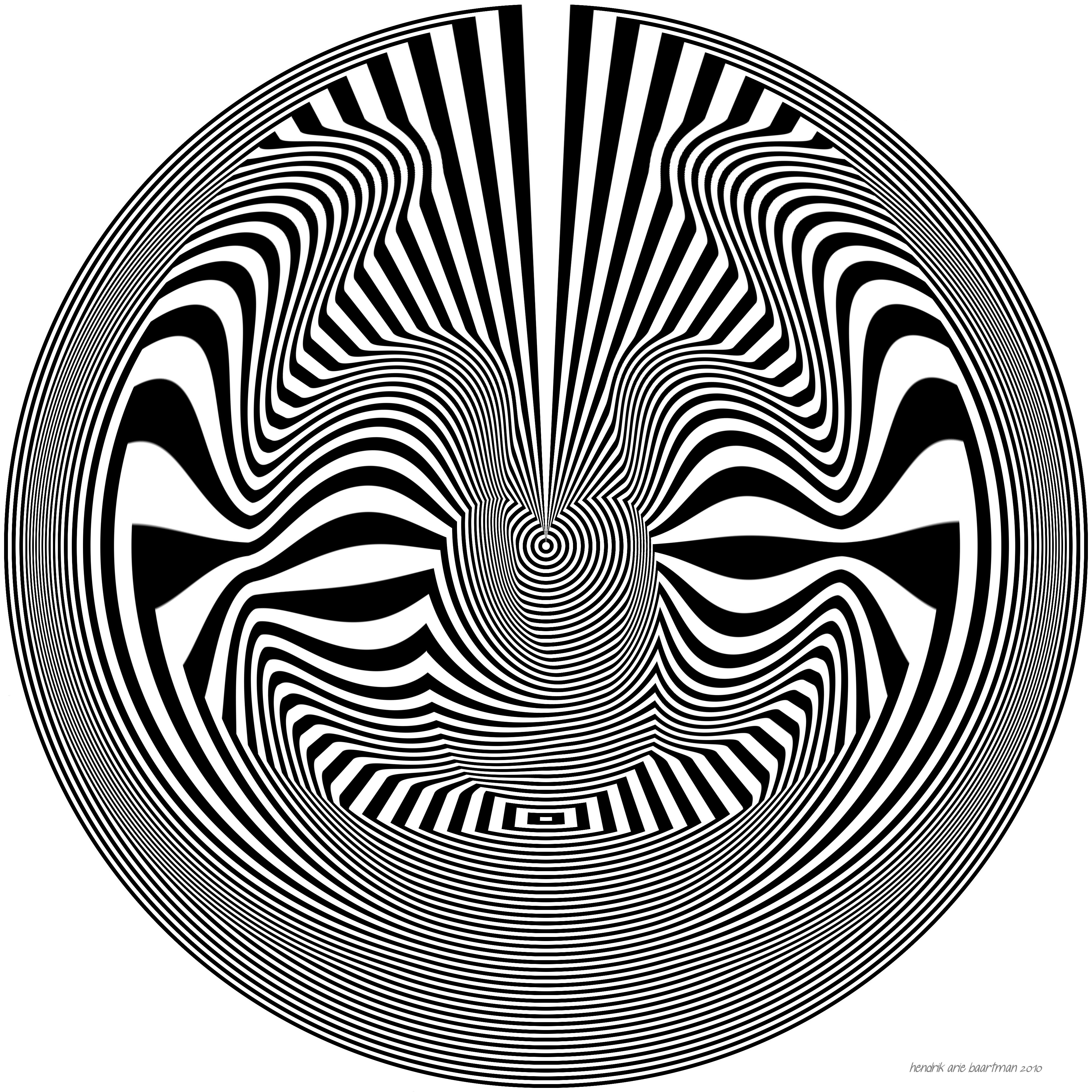 4000x4000 Kinetic Art Numero 363 By Baartman