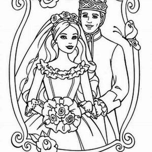300x300 King And Queen Coloring Pages For Kids King And Queen Coloring